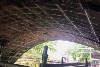 The MARS bridge strengthening system by Goldhawk Bridge Restoration