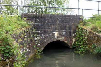 Little Bedwyn rehabilitation and strengthening of a 150 year old railway culvert