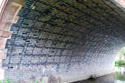 The Goldhawk Bridge Restoration's MARS System after installation